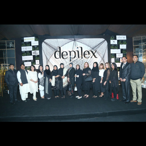 Depilex Team and Franchisee