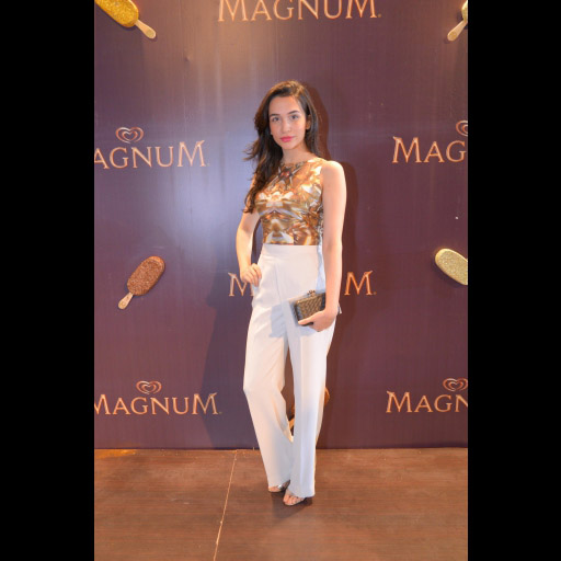 Sana Ansari in Nomi Ansari for Magnum