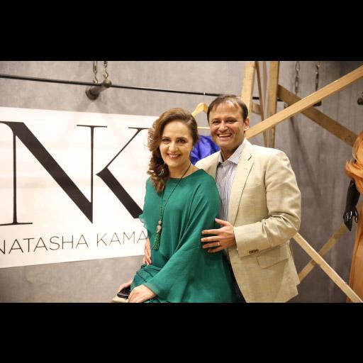 Hina Khawaja Bayat and Roger Dawood Bayat