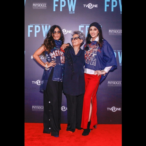 Ayesha Toor and Zhalay Sarhadi with Maheen Khan