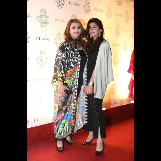 Amna Monnoo and Mehak Elahi