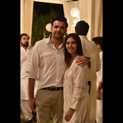 Hassan and Sunita
