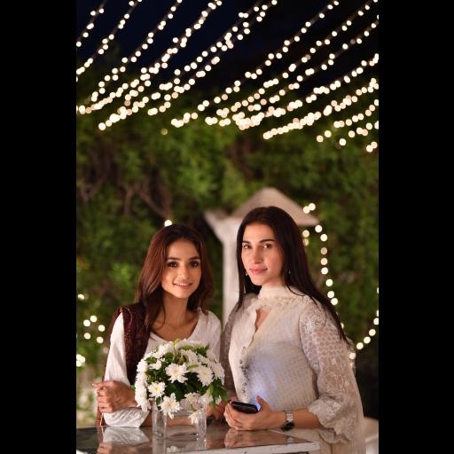 Javeria and Abeer