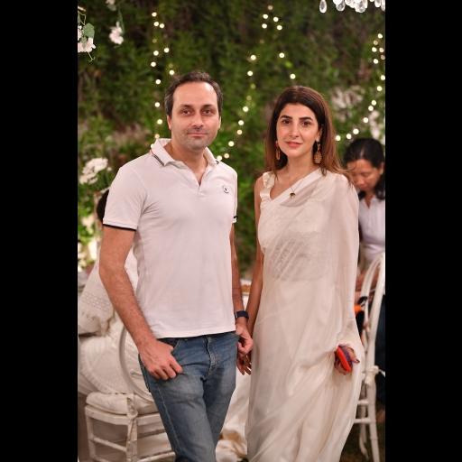 Kashif and Areeba