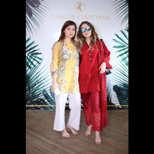 Aroosa Toosy and Ramina Maripova