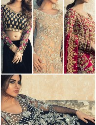 Ready, Set, Shoot!: Mina Hasan's Picture Perfect Bridal and Formal Couture Collection!