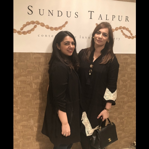 Sadaf Sharjeel and Sundus