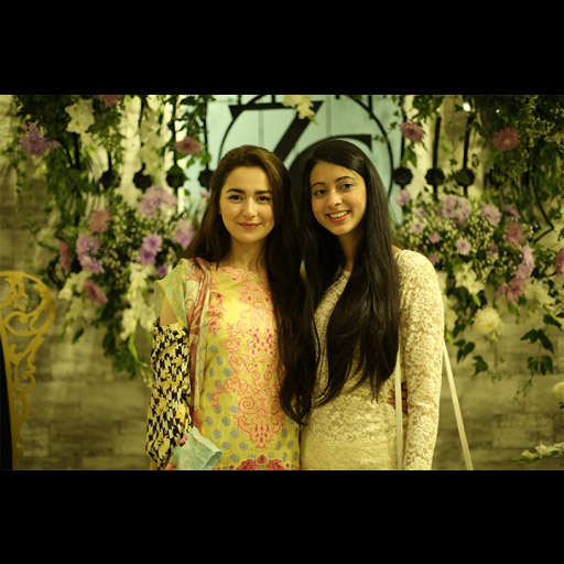 Hania and Sabreena
