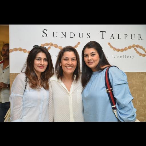 Dr Tayyaba, Dr Sarwat and Marvi