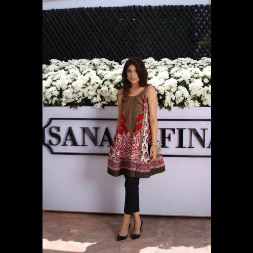 Sana Hafeez Sheikh