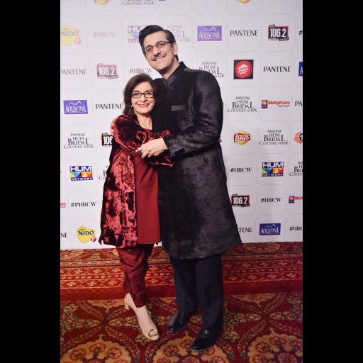 Sultana Siddiqui and Duraid Qureshi