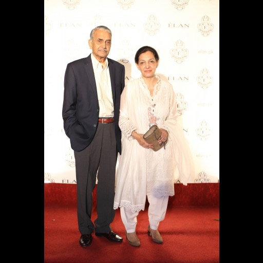 Abid and Seema Aziz