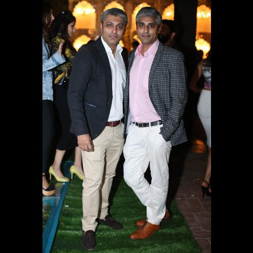 Ab Lakhani and Fahad Lakhani