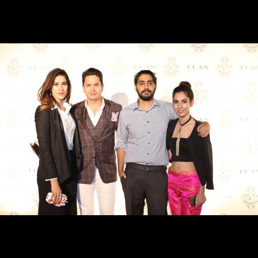 Aden Rehan, Rehan Babar, Humza Zafar and Hira Ali