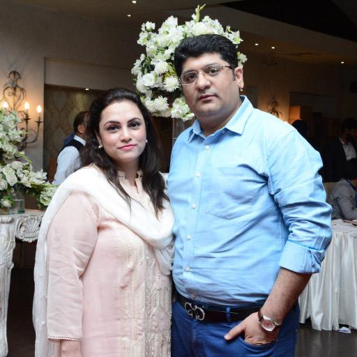 Rabia and Zeeshan
