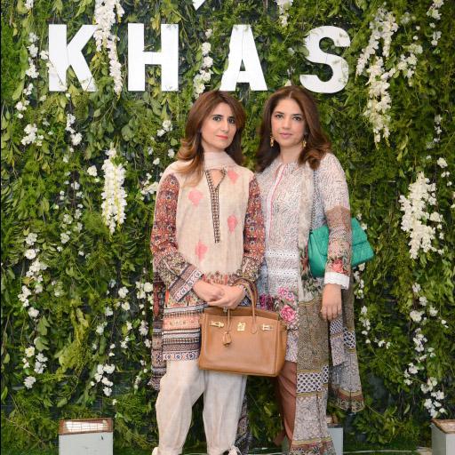 Jannat and Sharmeen