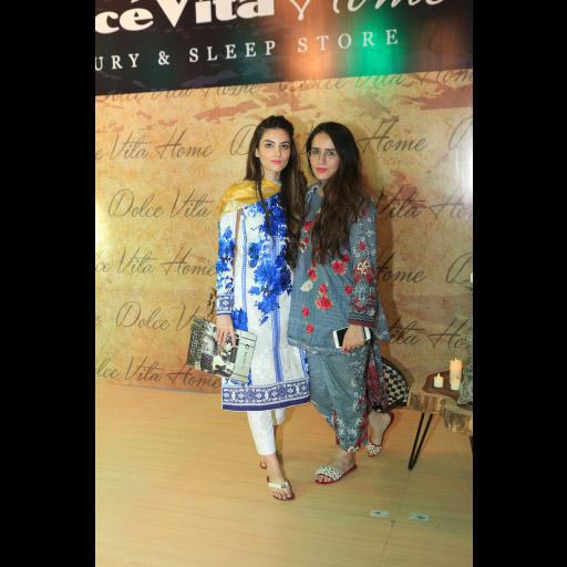 Numra Waqas and Faria