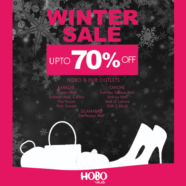 Hobo by Hub Upto 70% Sale!