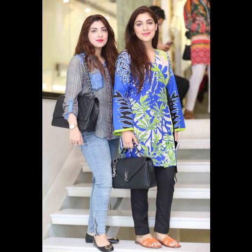 Myda Malik, Zainab Malik