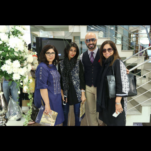 Aamna Isani, Maliha Rehman, HSY and Fareshteh