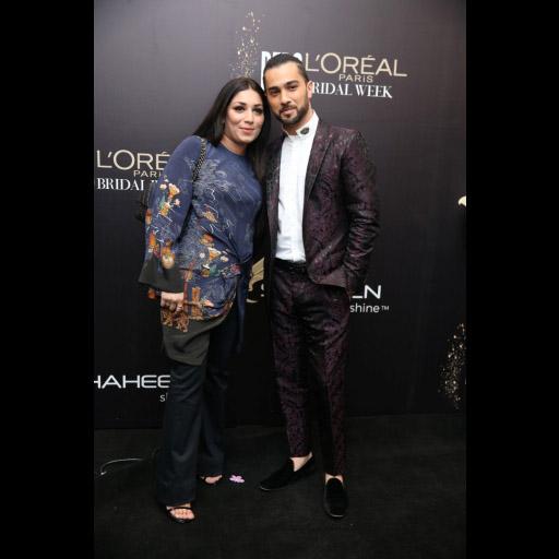 Maira Sehbai and Ehsan Sehbai CEO Shaheen Air International