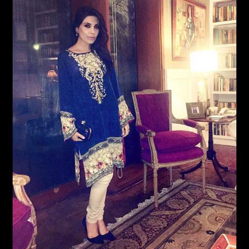 Maheen Ghani Taseer in Sapphire