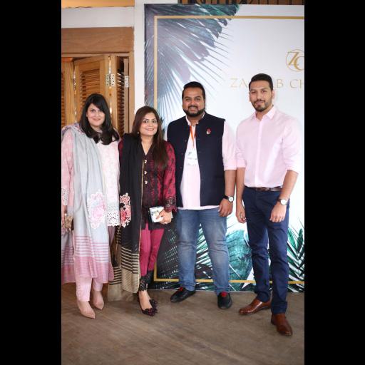 Selina R. Khan, Zainab Chottani, Zubair Mallick and Umair Mirza
