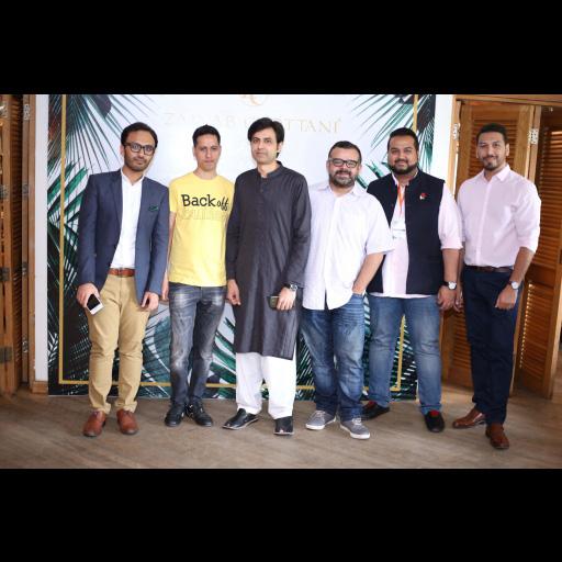 Shamail, Hassan, Usman, Jehanzeb, Zubair and Umair Mirza
