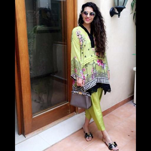 Zoha Shakir Looks oh so Lovely in Ansab Jahangir on Eid