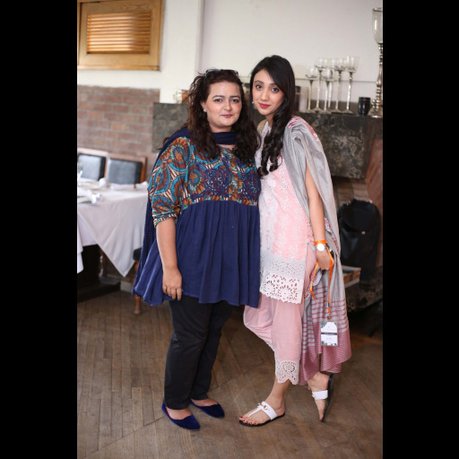 Tehreem Ayaz and Ayten Liaqat