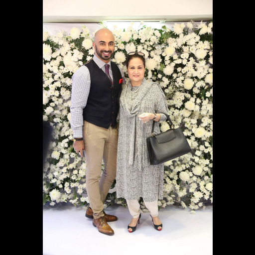 HSY and Bunto Kazmi