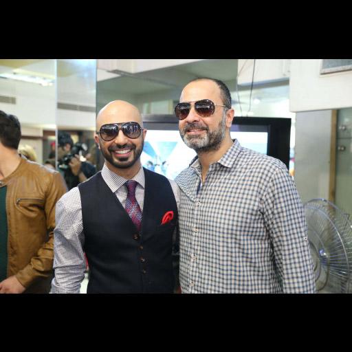 HSY and Deepak Perwani
