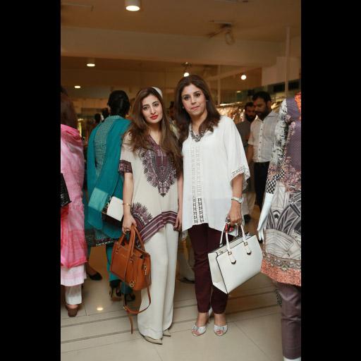 Mariam and Sadia