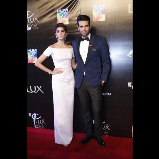 Sanam Saeed and Adnan Malik