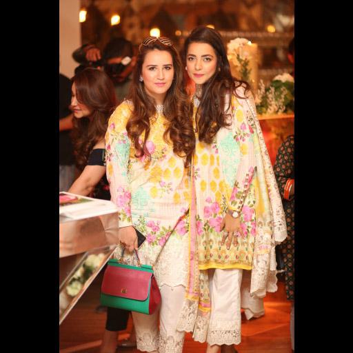 Faria Waqas and Maliha Aziz