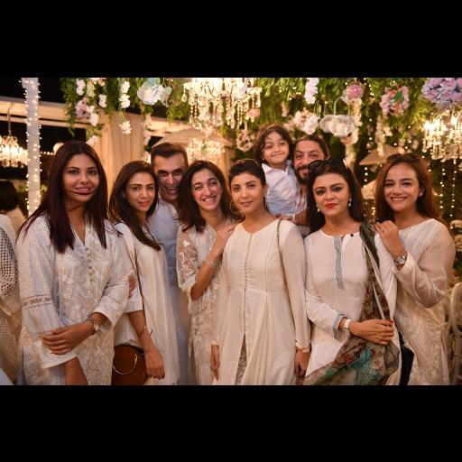 Sunita, Tooba, Mulghar, Sonya