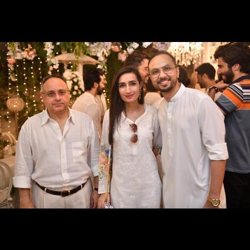 Zahir, Nina and Nomi