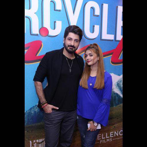 Jibran & Wife