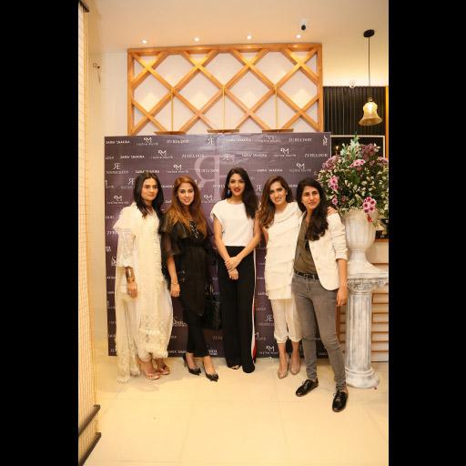 Rozina, Saira, Zhalay, Somaya, Madiha