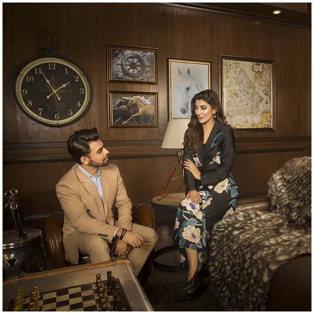 Urwa Hocane & Farhan Saeed Set Dolce Vita Home's 2018 Collection On Fire!