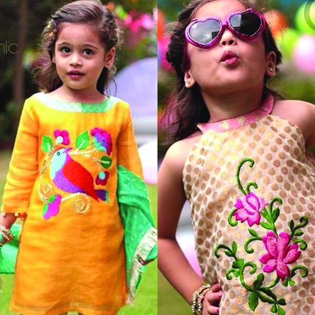 RnB kids wear