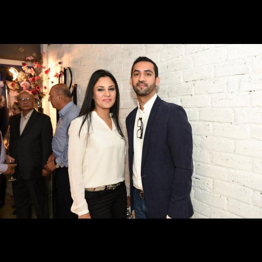 Ayesha and Hammad