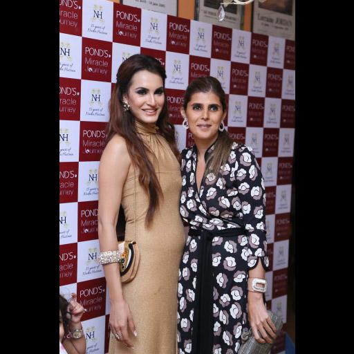 Nadia and Ayesha Farooq Hashwani