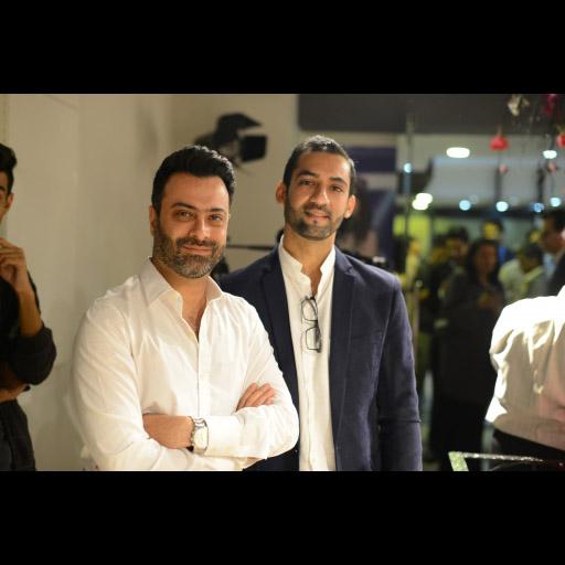 Kamiar Rokni and Hammad Sadiq