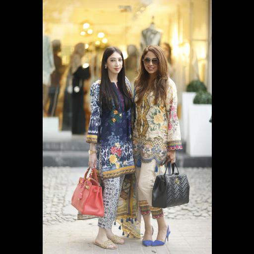 Zainab Soofi, Saira Rizwan