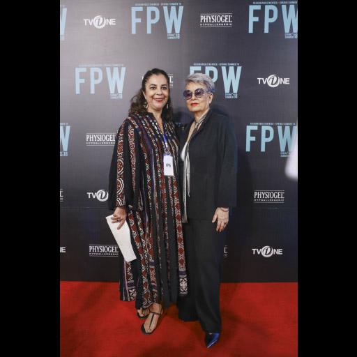Feri Rawanian and Maheen Khan