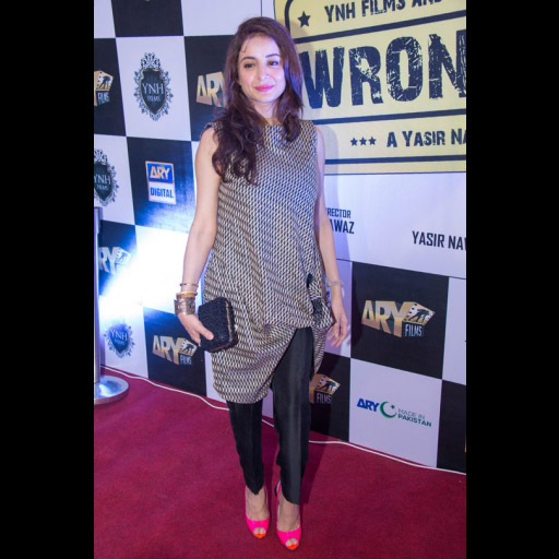 Sarwat Gillani in Sania Maskatiya
