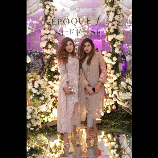 Nimrah Khokhar and Mariam Altaf
