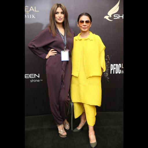 Sadia Siddiqui and Nabila
