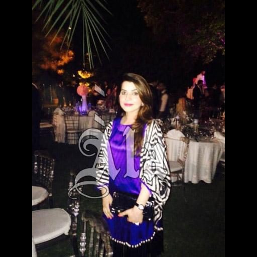 Aliya Fareed in A la